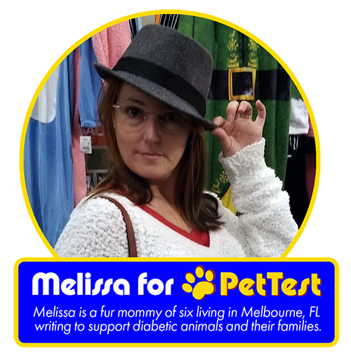 Melissa for PetTest